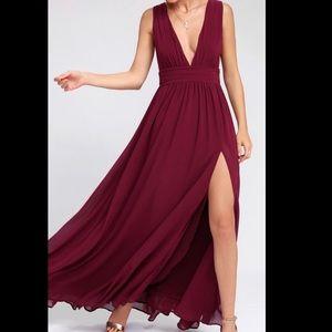 Lulu's Heavenly Hues Dress